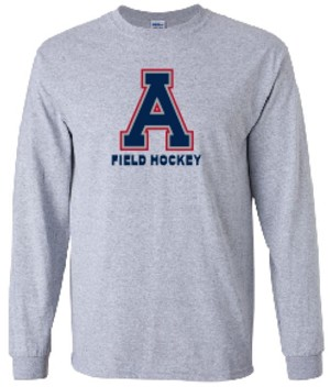 Ash Grey Long Sleeve